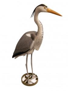 figurine deco heron