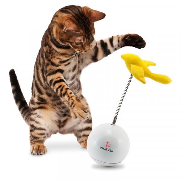 Jouet intéractif pour chat FroliCat CHATTER