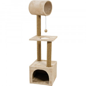 Arbre à chat BASIC trio, beige