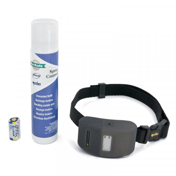 Collier anti-aboiement spray Deluxe SBC-10