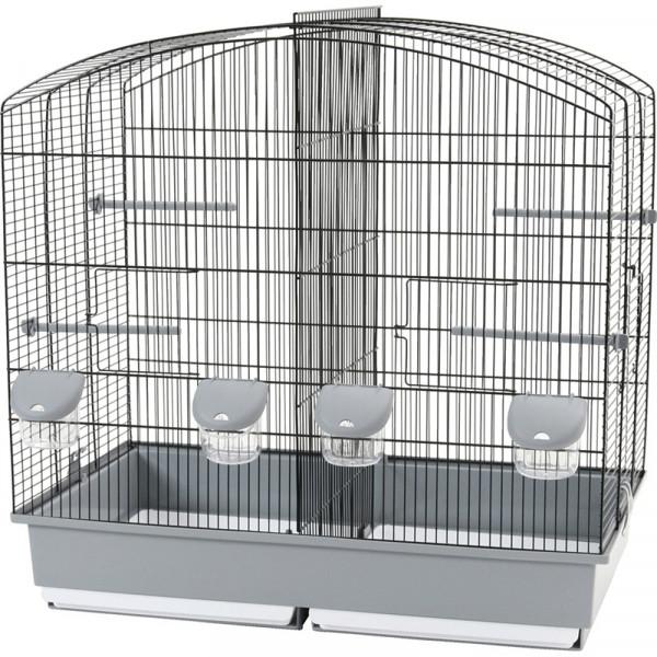 Cage FAMILY 6 noir/gris
