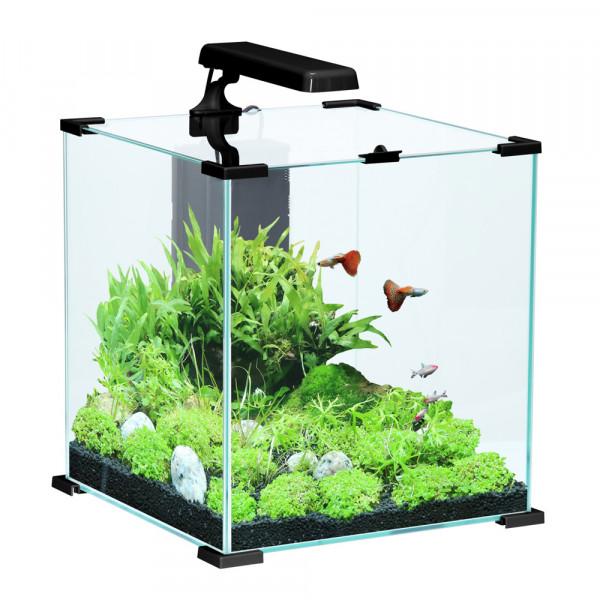 Aquarium NANOLIFE Cube 20, noir