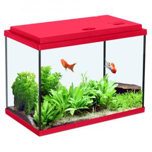 Aquarium NANOLIFE Kidz 50, rouge
