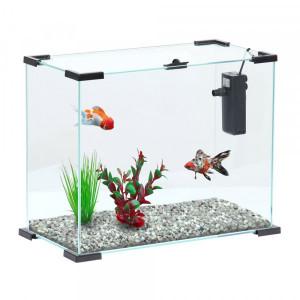 Aquarium NANOLIFE First 24, noir