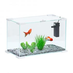 Aquarium NANOLIFE First 20, blanc