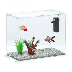 Aquarium NANOLIFE First 24, blanc