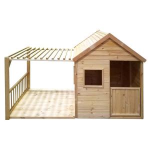 Cabane en bois pour enfant MARGOT