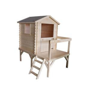 Cabane en bois pour enfant ZOE